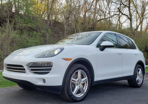2014 Porsche Cayenne for sale at The Motor Collection in Columbus OH