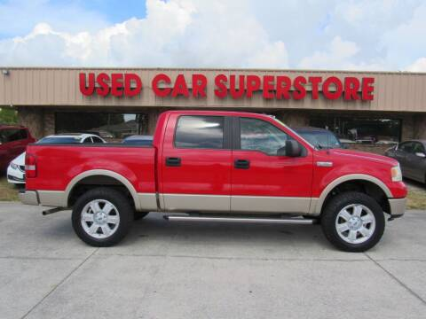 2007 Ford F-150 for sale at Checkered Flag Auto Sales NORTH in Lakeland FL
