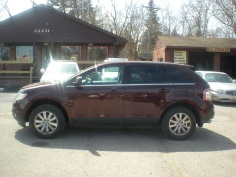 2009 Ford Edge for sale at Automotive Center in Detroit MI