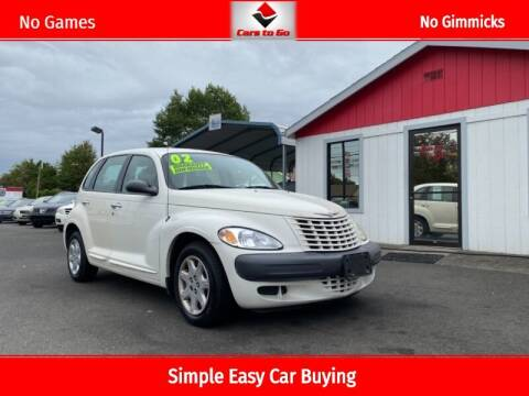 2002 Chrysler PT Cruiser for sale at Cars To Go in Portland OR