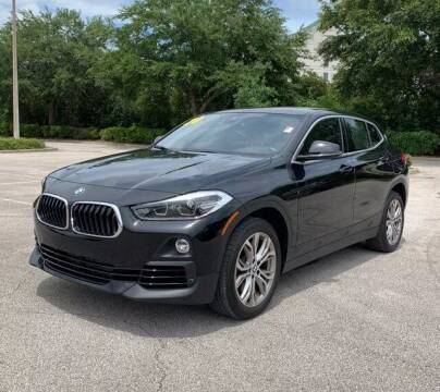 2020 BMW X2 for sale at Tim Short Auto Mall in Corbin KY