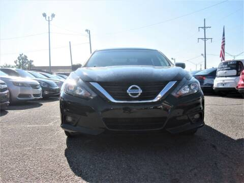 2017 Nissan Altima for sale at T & D Motor Company in Bethany OK