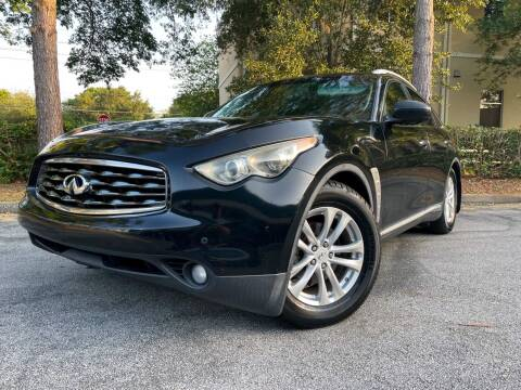 2011 Infiniti FX35 for sale at CARPORT SALES AND  LEASING in Oviedo FL