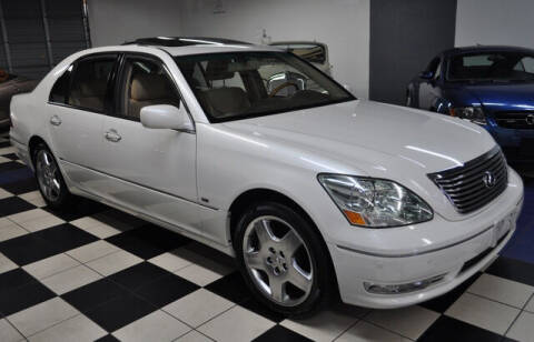 2004 Lexus LS 430 for sale at Podium Auto Sales Inc in Pompano Beach FL