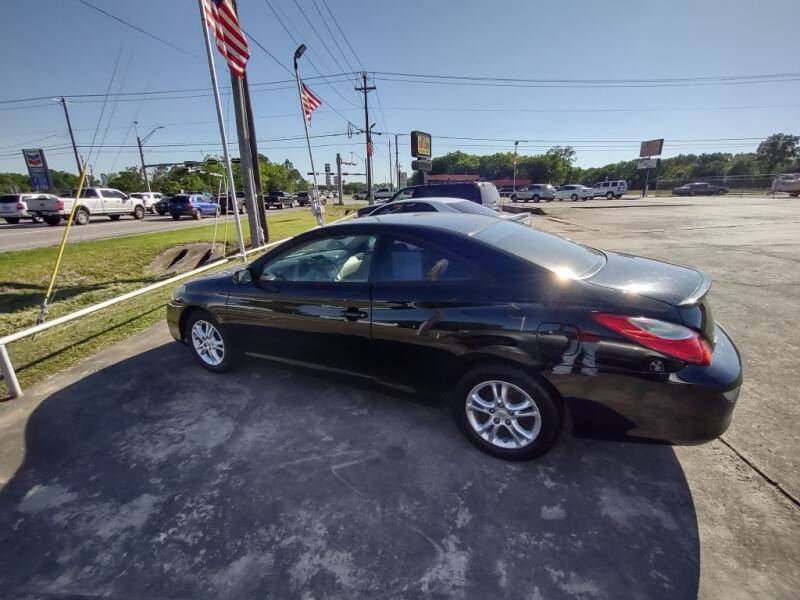 2007 Toyota Camry Solara for sale at BIG 7 USED CARS INC in League City TX