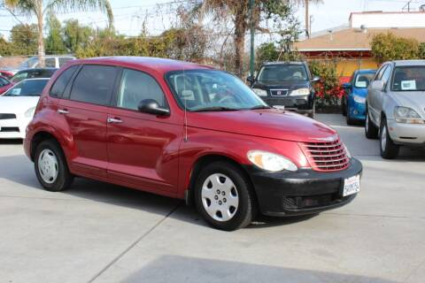 2007 Chrysler PT Cruiser for sale at Car 1234 inc in El Cajon CA