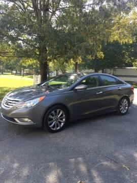 2013 Hyundai Sonata for sale at Speed Auto Mall in Greensboro NC