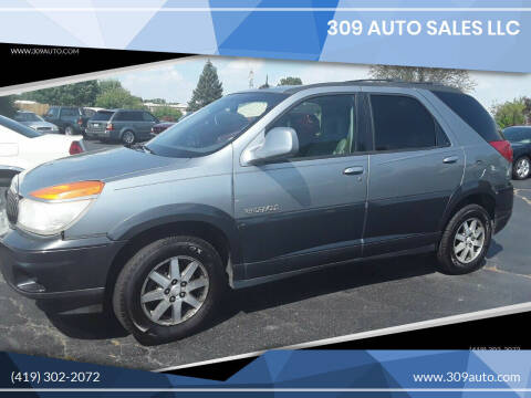 2003 Buick Rendezvous for sale at 309 Auto Sales LLC in Harrod OH