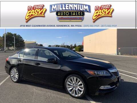 2014 Acura RLX for sale at Millennium Auto Sales in Kennewick WA