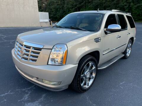 2007 Cadillac Escalade for sale at Legacy Motor Sales in Norcross GA