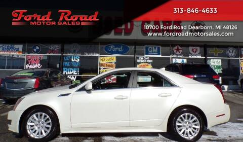 2013 Cadillac CTS for sale at Ford Road Motor Sales in Dearborn MI