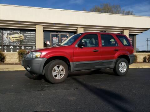 2006 Ford Escape for sale at Mike's Auto Sales INC in Chesapeake VA