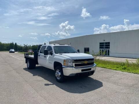 2012 Chevrolet Silverado 3500HD for sale at Prestige Auto of South Florida in North Port FL