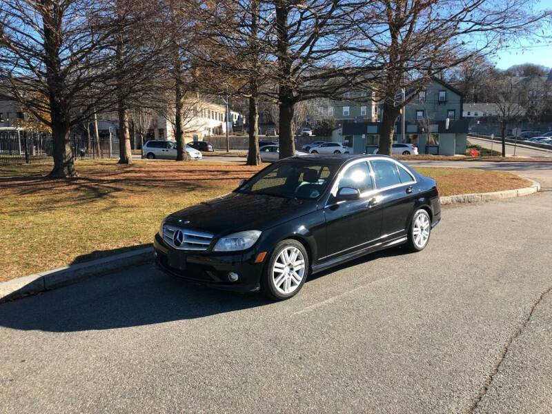 2008 Mercedes-Benz C-Class for sale at German Motors in Providence RI