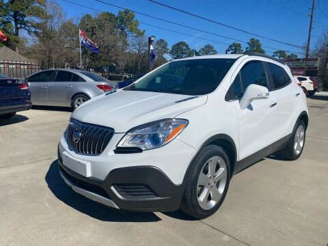 2016 Buick Encore for sale at Auto Land Of Texas in Cypress TX