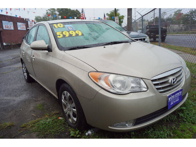 2010 Hyundai Elantra for sale at MICHAEL ANTHONY AUTO SALES in Plainfield NJ
