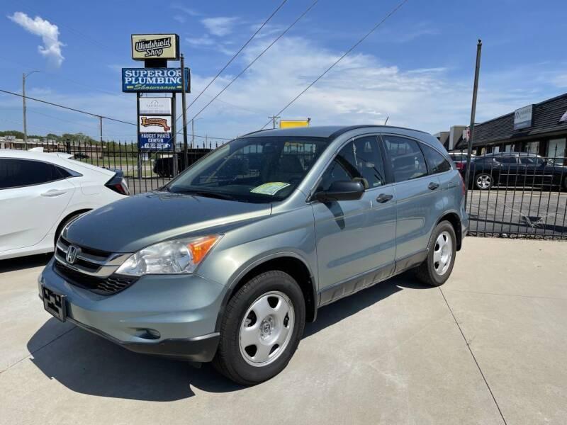 2010 Honda CR-V for sale at Kansas Auto Sales in Wichita KS