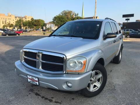 2005 Dodge Durango for sale at Your Car Source in Kenosha WI