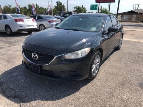 2014 Mazda MAZDA6 for sale at Ital Auto in Oklahoma City OK