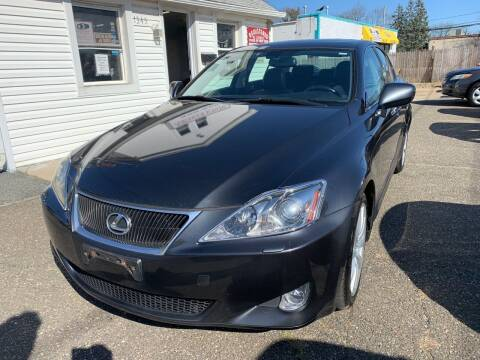 2008 Lexus IS 250 for sale at Jerusalem Auto Inc in North Merrick NY