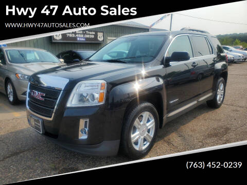 2014 GMC Terrain for sale at Hwy 47 Auto Sales in Saint Francis MN