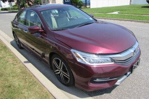 2016 Honda Accord for sale at First Choice Automobile in Uniondale NY