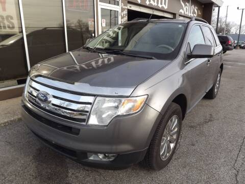 2009 Ford Edge for sale at Arko Auto Sales in Eastlake OH