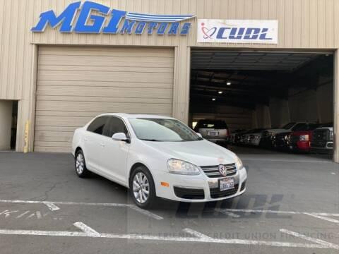 2010 Volkswagen Jetta for sale at MGI Motors in Sacramento CA