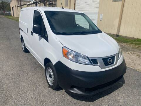 2019 Nissan NV200 for sale at WMS AUTO SALES in Jefferson LA