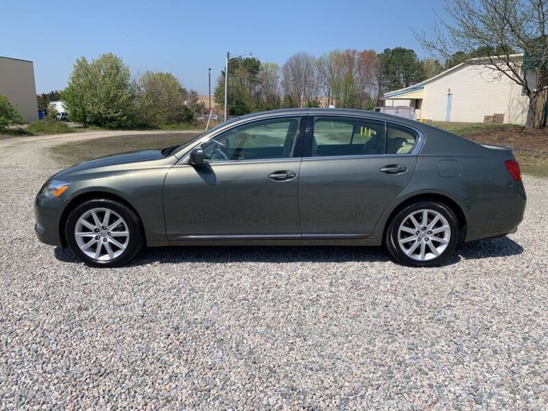 2006 Lexus GS 300 for sale at MEEK MOTORS in North Chesterfield VA