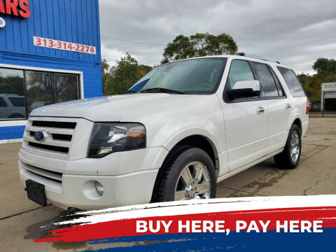 2010 Ford Expedition for sale at Detroit Cash for Cars in Warren MI