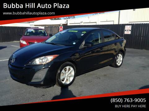 2010 Mazda MAZDA3 for sale at Bubba Hill Auto Plaza in Panama City FL