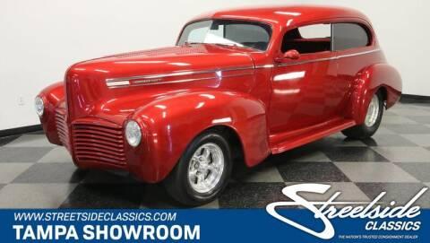 1941 Hudson Commodore