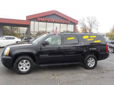 2012 GMC Yukon XL for sale at Super Service Used Cars in Milwaukee WI
