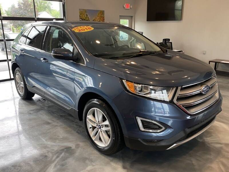 2018 Ford Edge for sale at Crossroads Car & Truck in Milford OH