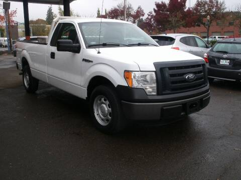 2012 Ford F-150 for sale at D & M Auto Sales in Corvallis OR
