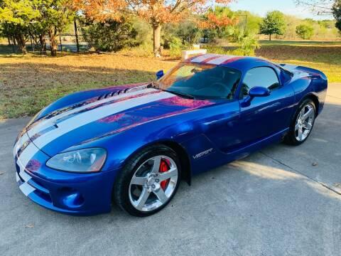 2006 Dodge Viper for sale at TROPHY MOTORS in New Braunfels TX