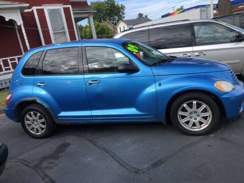 2009 Chrysler PT Cruiser for sale at BEST AUTO SALES AND SERVICE, LLC in Van Wert OH