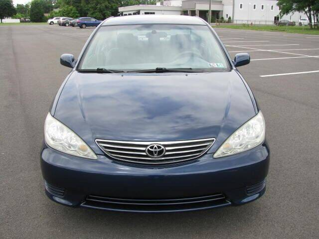 2006 Toyota Camry for sale at Iron Horse Auto Sales in Sewell NJ