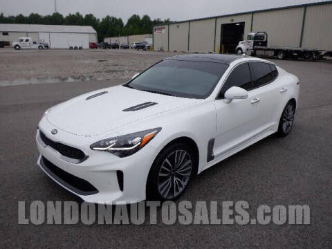 2019 Kia Stinger for sale at London Auto Sales LLC in London KY