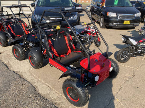 2021 Coolstee Challenger Go-Kart for sale at Lakeside Auto & Sports in Garrison ND