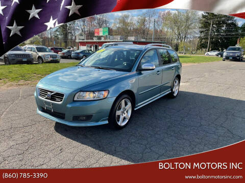 2009 Volvo V50 for sale at BOLTON MOTORS INC in Bolton CT