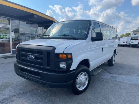 2012 Ford E-Series Wagon for sale at Connect Truck and Van Center in Indianapolis IN
