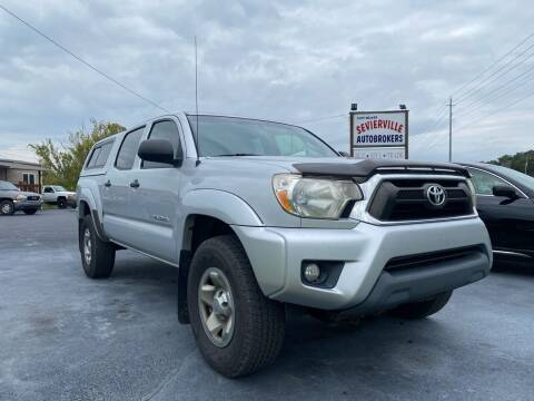 2013 Toyota Tacoma for sale at Sevierville Autobrokers LLC in Sevierville TN