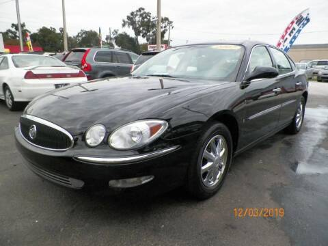 2007 Buick LaCrosse for sale at ANYTHING ON WHEELS INC in Deland FL