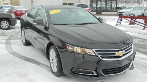 2019 Chevrolet Impala for sale at Absolute Motors in Hammond IN