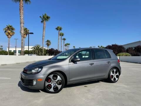 2010 Volkswagen GTI for sale at OPTED MOTORS in Santa Clara CA