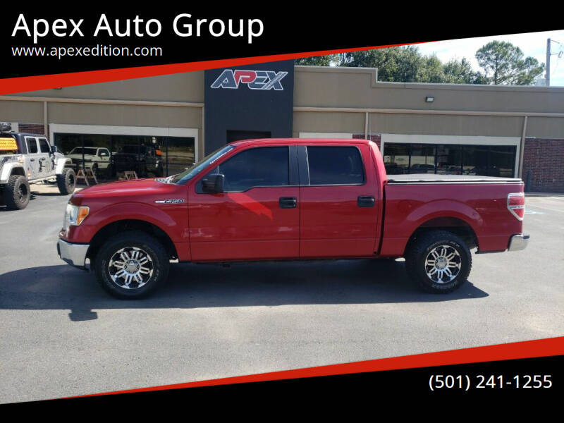 2010 Ford F-150 for sale at Apex Auto Group in Cabot AR