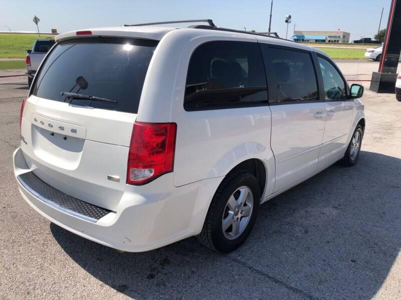 2012 Dodge Grand Caravan SXT 4dr Mini-Van - Decatur TX