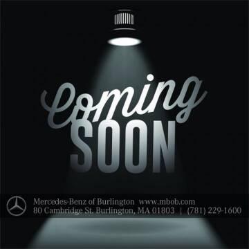 2018 Mercedes-Benz SL-Class for sale at Mercedes Benz of Burlington in Burlington MA